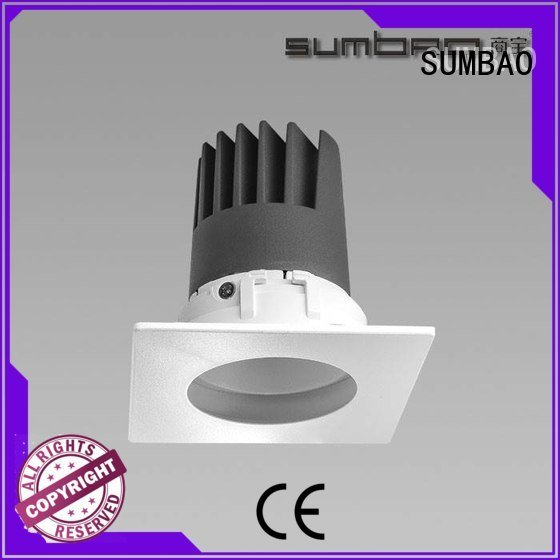 Wholesale trunk dw0283 LED Recessed Spotlight SUMBAO Brand