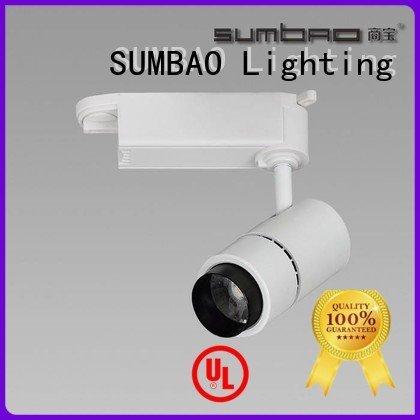 OEM track light bulbs 20° Shopping center efficiency LED Track Spotlight
