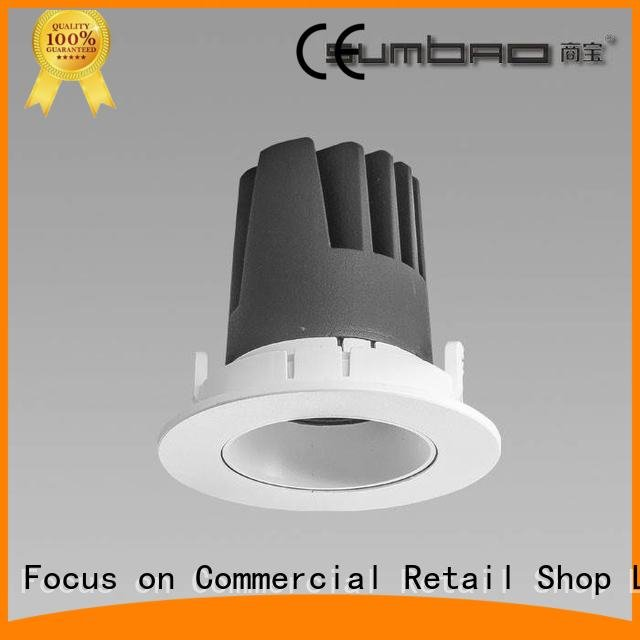 SUMBAO LED Recessed Spotlight commercial accent hotels round