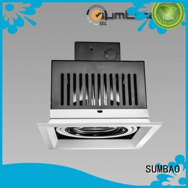 SUMBAO LED Recessed Spotlight residences multi 30w dw067