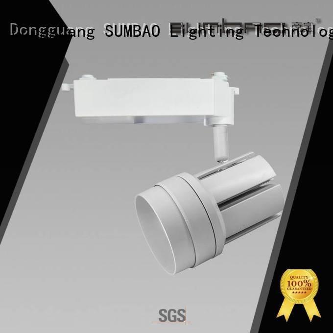 SUMBAO Brand 150mmXΦ52mmX115mm 18w24w LED Track Spotlight tk067 tk066
