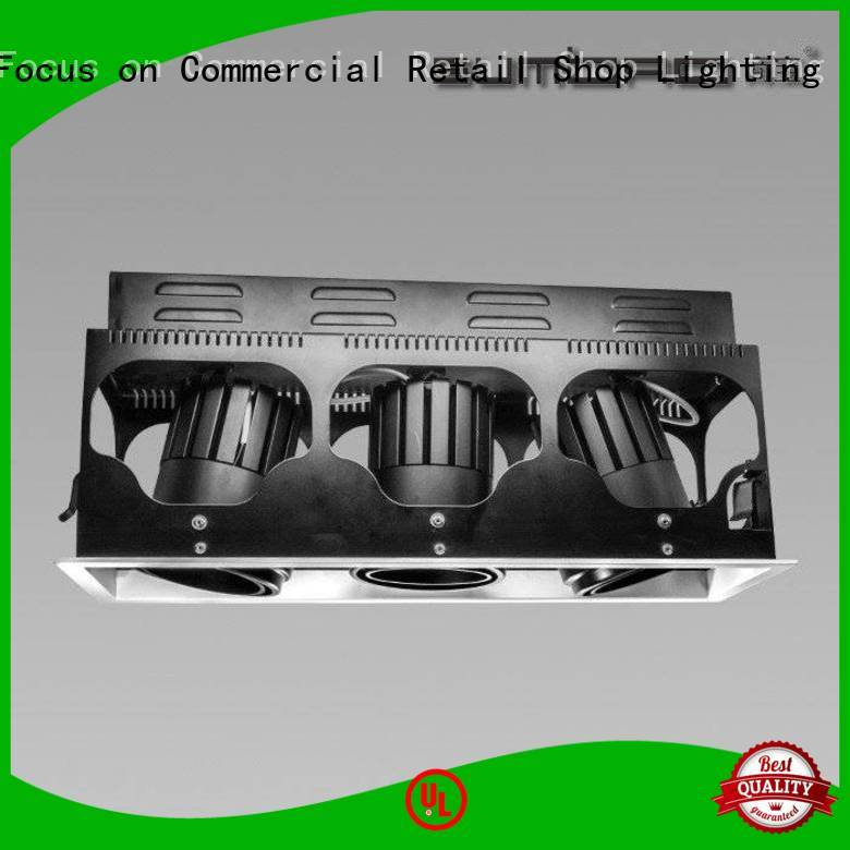 6w 10w 18w multihead Shopping center shops LED Recessed Spotlight SUMBAO