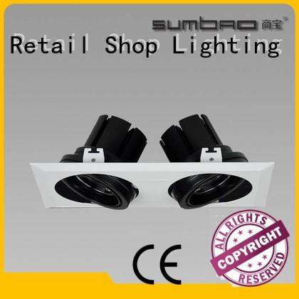 4 inch recessed lighting square 5000K SUMBAO Brand