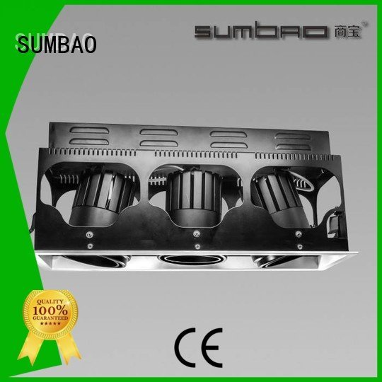 Quality 4 inch recessed lighting SUMBAO Brand dw0192 LED Recessed Spotlight