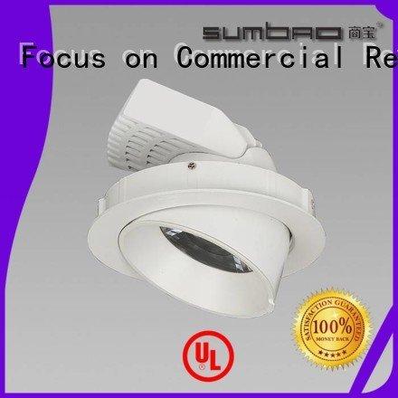4 inch recessed lighting lamp dw0152 LED Recessed Spotlight SUMBAO Warranty