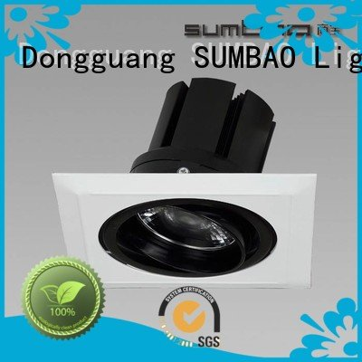 Wholesale ceiling 465x155mm LED Recessed Spotlight SUMBAO Brand