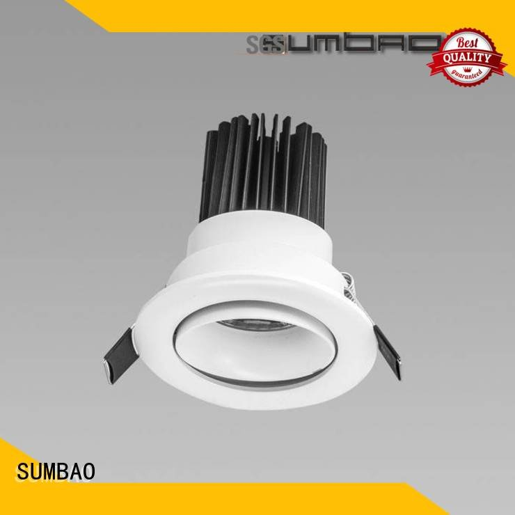 dw0521 dw0302 LED Recessed Spotlight round SUMBAO