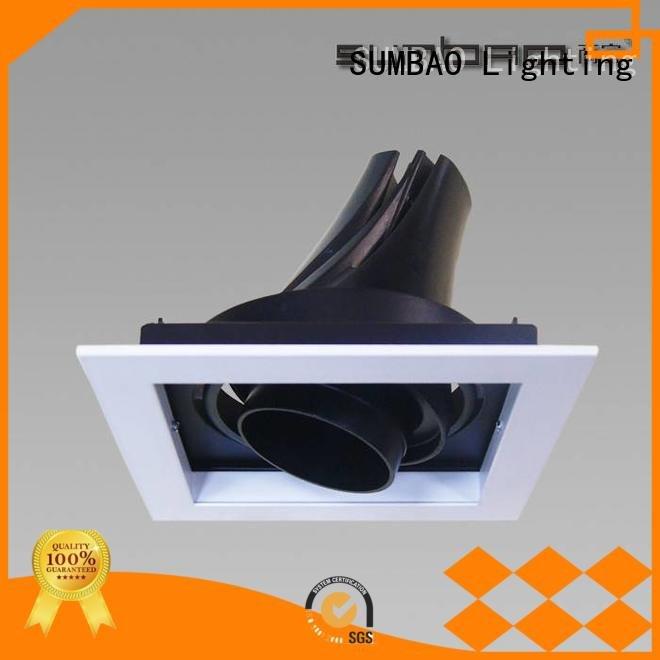 Hot 4 inch recessed lighting 5000K LED Recessed Spotlight 6w SUMBAO