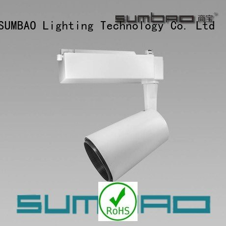 led wall track lighting tk038 SUMBAO Brand LED Track Spotlight