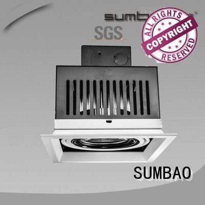 head Furniture store luminaires 4 inch recessed lighting SUMBAO