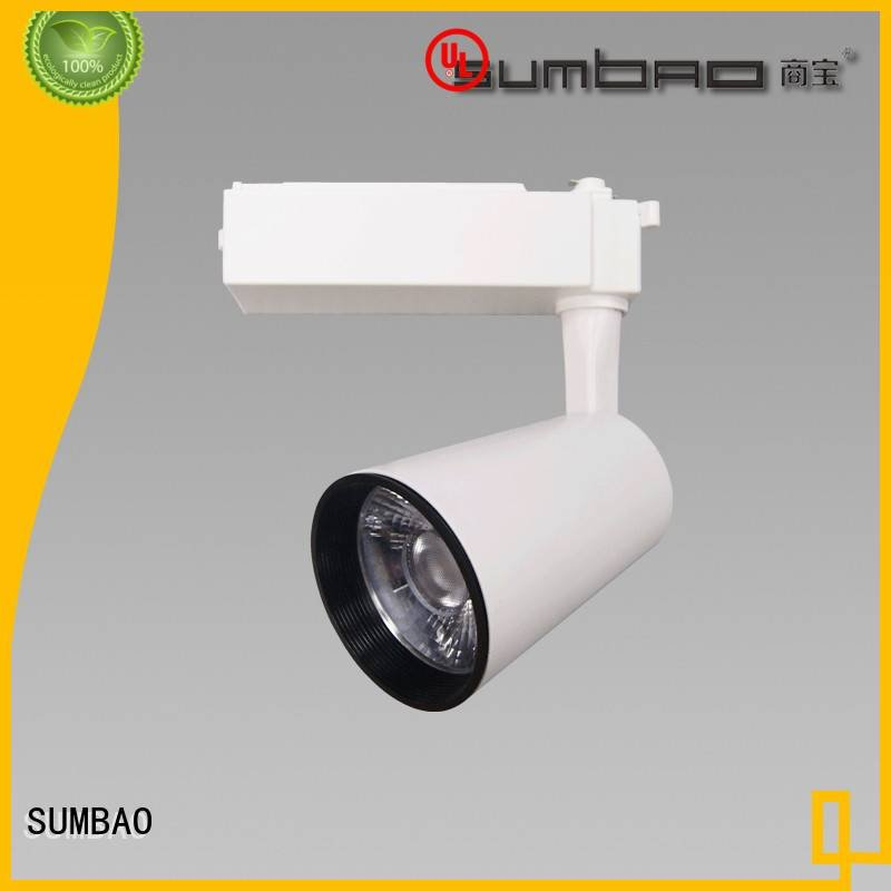 chip distinctive LED Track Spotlight 18w24w SUMBAO