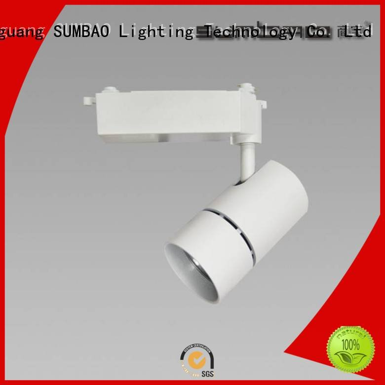 SUMBAO Brand cob tk053 track light bulbs showcase seller