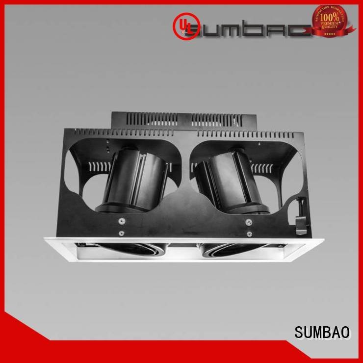 dw0723 shops dw067 hotels SUMBAO 4 inch recessed lighting