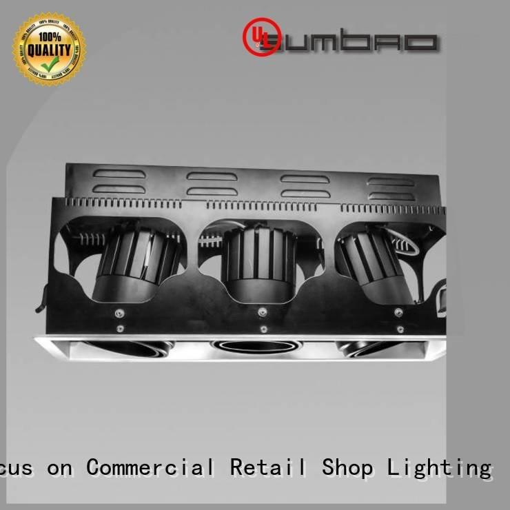 Custom LED Recessed Spotlight dw0191 single hotels SUMBAO