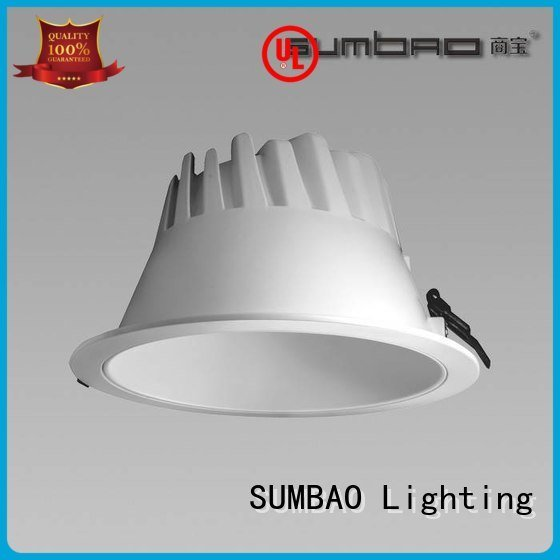 SUMBAO Brand commercial fl015 ∅180x85mm led downlighter