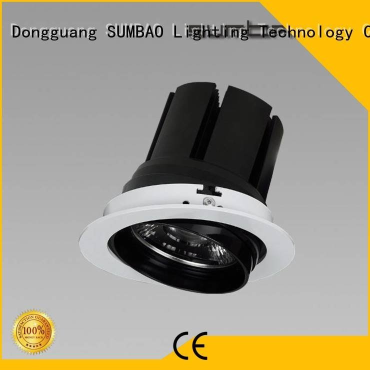 dw073 LED Recessed Spotlight low dw0153 SUMBAO
