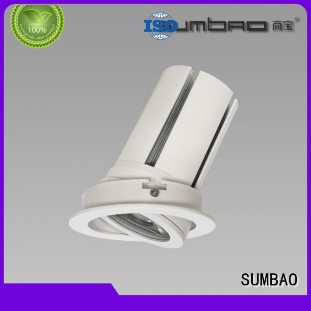 4 inch recessed lighting 18w LED Recessed Spotlight SUMBAO Brand