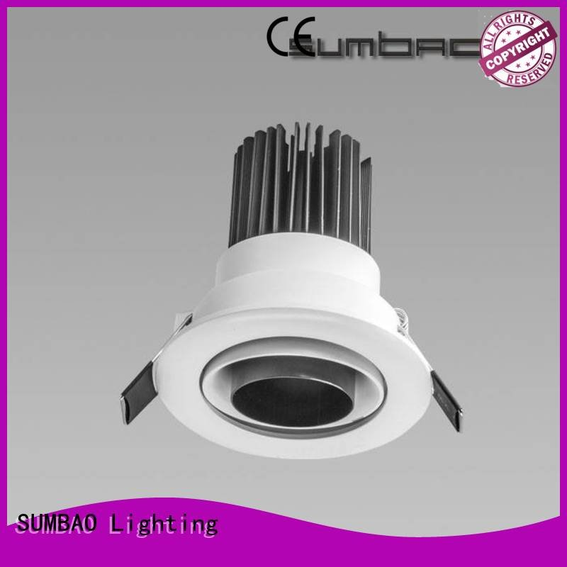 4 inch recessed lighting dw0192 LED Recessed Spotlight SUMBAO Brand