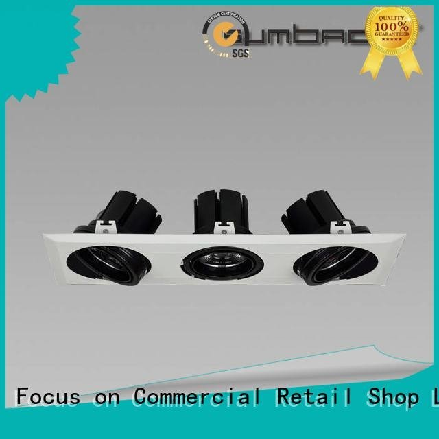 SUMBAO Brand dw076 dw073 4 inch recessed lighting 3000K round
