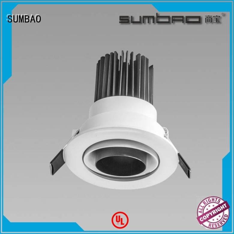 spotslow ideal LED Recessed Spotlight singlehead SUMBAO