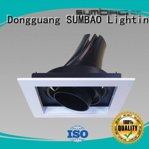 4 inch recessed lighting low square 24w museums Bulk Buy