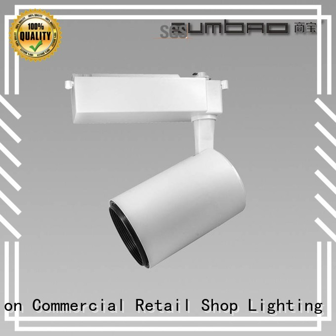 SUMBAO Brand distinctive appearance Furniture store LED Track Spotlight manufacture