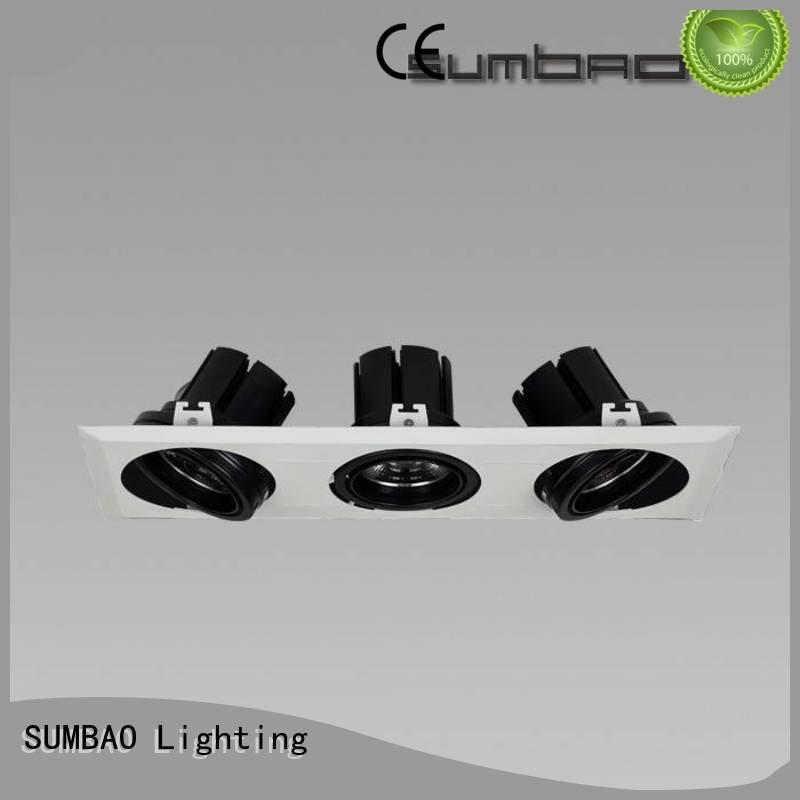 Custom 2700K LED Recessed Spotlight dw0522 4 inch recessed lighting