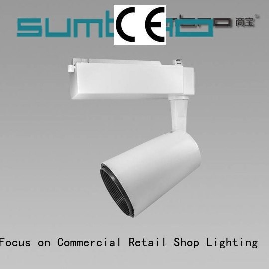 track light bulbs imported application LED Track Spotlight SUMBAO Brand