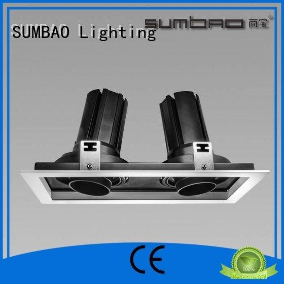 4 inch recessed lighting lamp dw067 round 12° SUMBAO