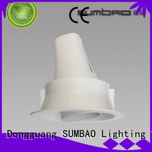 4 inch recessed lighting dw075 Furniture store LED Recessed Spotlight SUMBAO Warranty