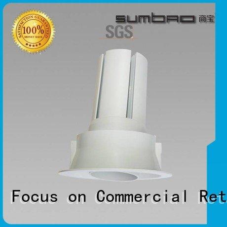 dw0282 dw0302 SUMBAO 4 inch recessed lighting