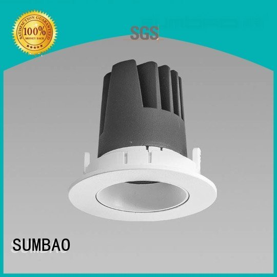 retail LED Recessed Spotlight SUMBAO 4 inch recessed lighting