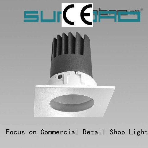 4 inch recessed lighting hotels SUMBAO Brand LED Recessed Spotlight
