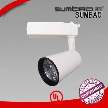Custom LED Track Spotlight 13°20°38°60° 30w tk064 SUMBAO