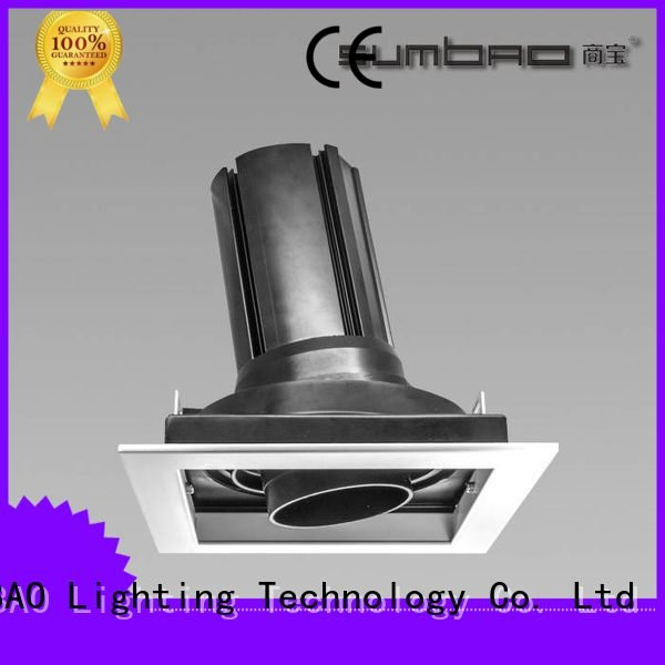 SUMBAO Brand 20° hotels 4 inch recessed lighting 24w 4000K