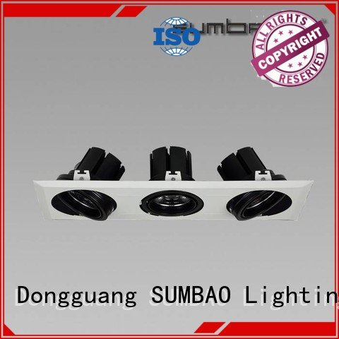 3000K dw0151 SUMBAO LED Recessed Spotlight