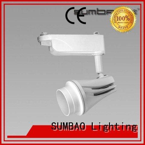 Quality track light bulbs SUMBAO Brand angles LED Track Spotlight