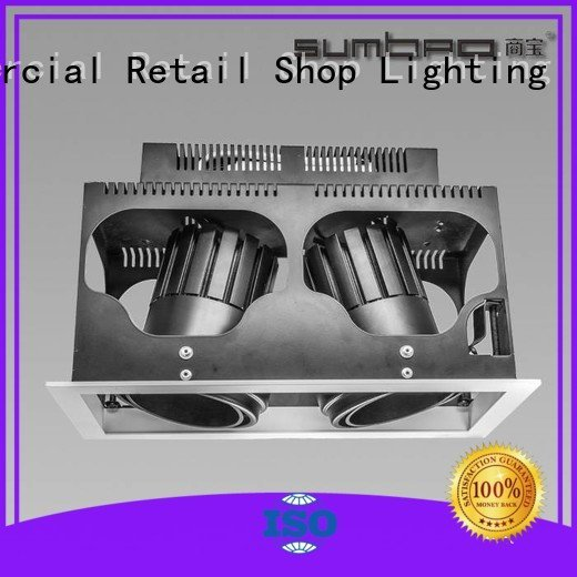 4 inch recessed lighting 12°15° LED Recessed Spotlight luminaires