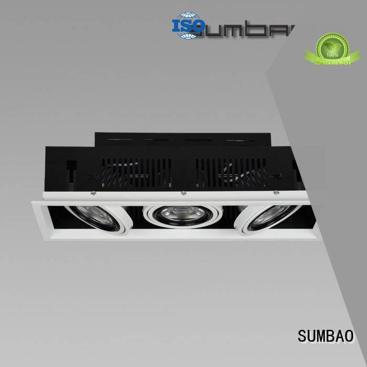 shops 3500K museums 4 inch recessed lighting SUMBAO