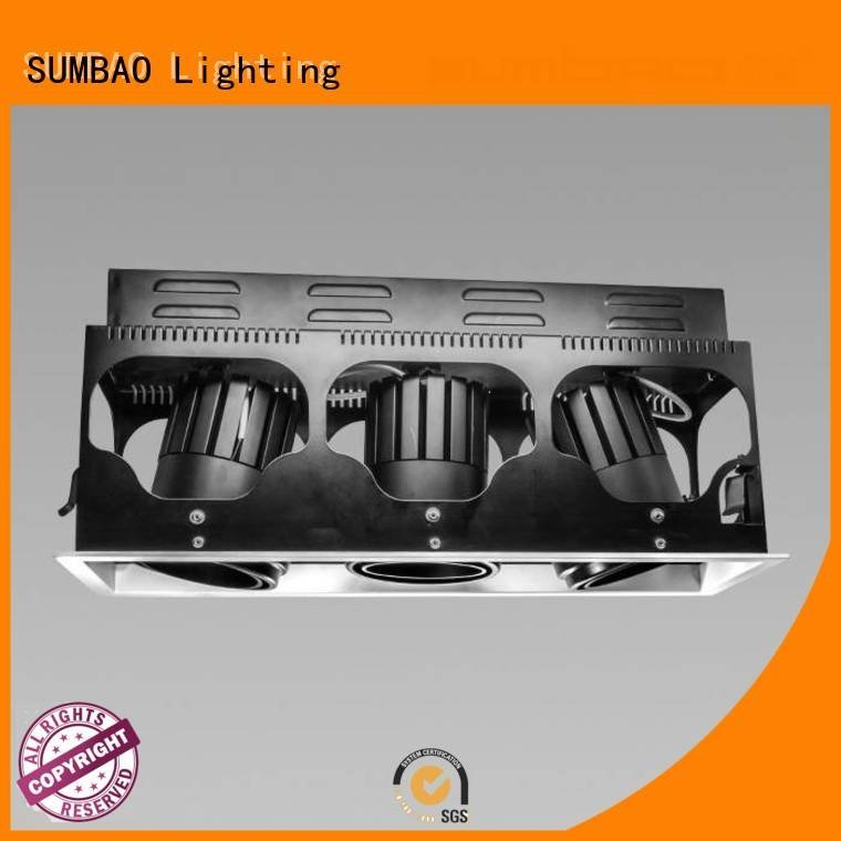 4 inch recessed lighting dw065 Supermarket OEM LED Recessed Spotlight SUMBAO