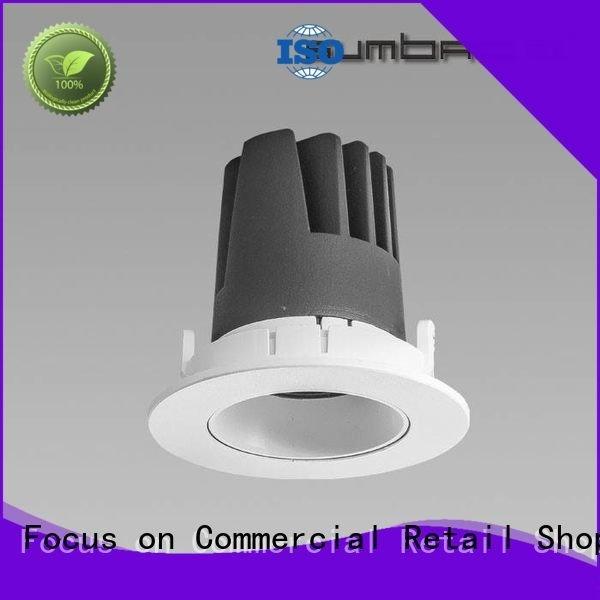 trunk LED Recessed Spotlight SUMBAO 4 inch recessed lighting