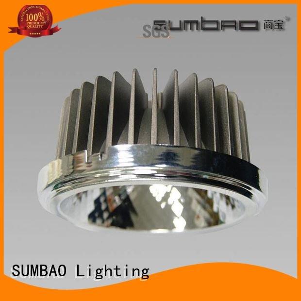 Custom LED Recessed Spotlight spotlights dw085 dw0661 SUMBAO