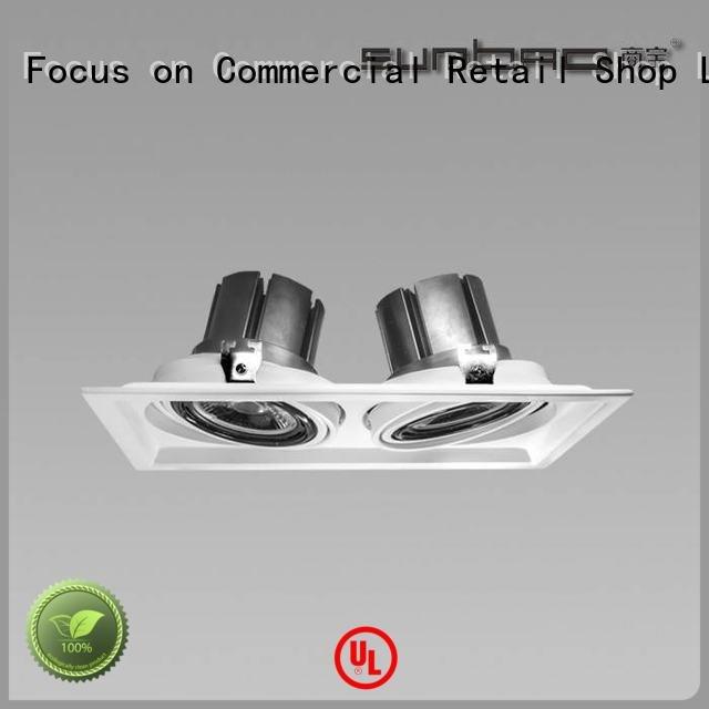 Wholesale 485x180x147mm Shopping center LED Recessed Spotlight SUMBAO Brand