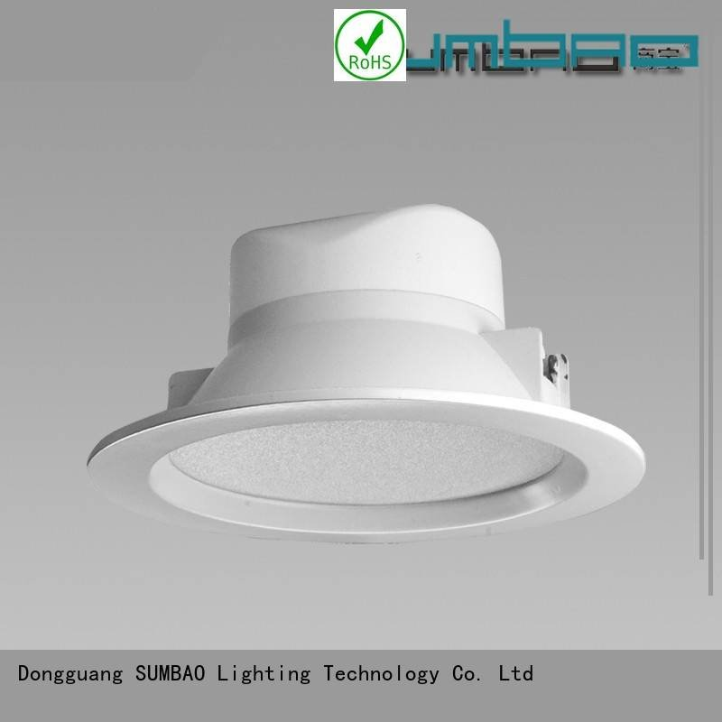 Custom 4000K LED Down Light Retail shops led ceiling down light