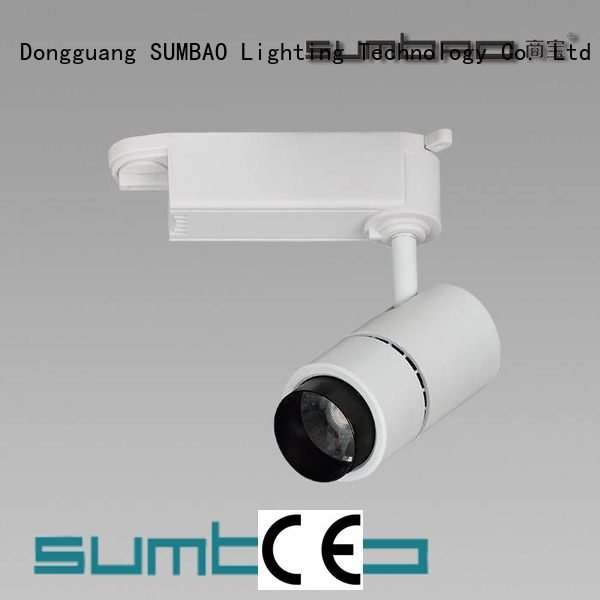SUMBAO Brand Clothing store track light bulbs tk061 led