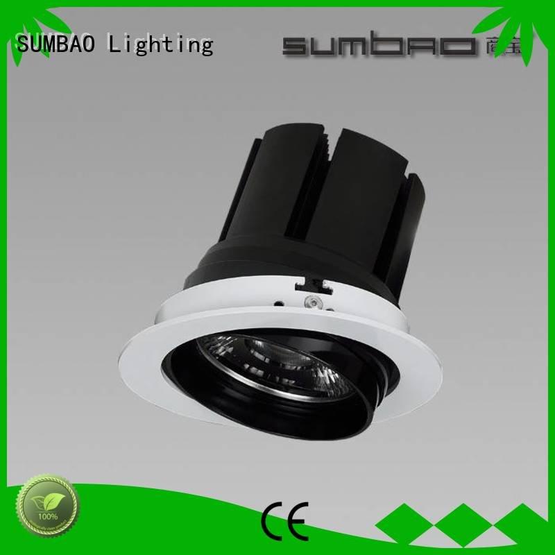 Hot 4 inch recessed lighting superior cob luminaires SUMBAO Brand