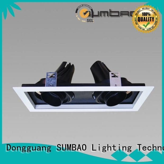 4 inch recessed lighting 3500K shops dw0522 SUMBAO