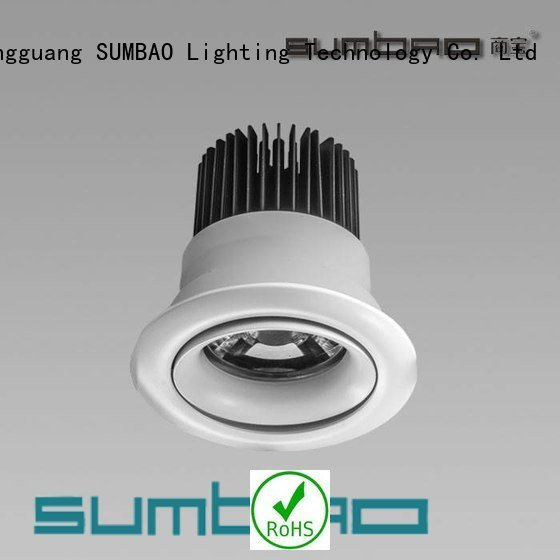 led retrofit recessed can lights accent LED Recessed Spotlight SUMBAO
