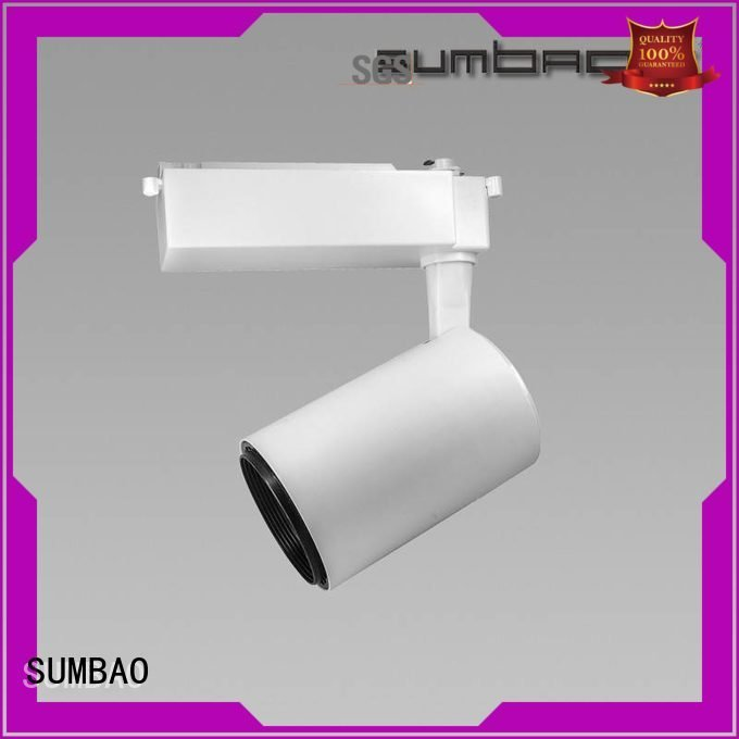 SUMBAO Brand 13°20°38°60° Exhibition room smart track light bulbs