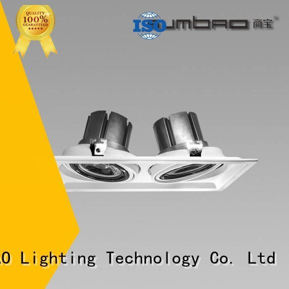 Wholesale singlehead accent LED Recessed Spotlight SUMBAO Brand